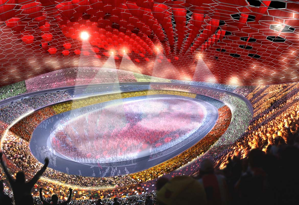 Athletics and Rugby Stadium (Olympic Games 2020)
