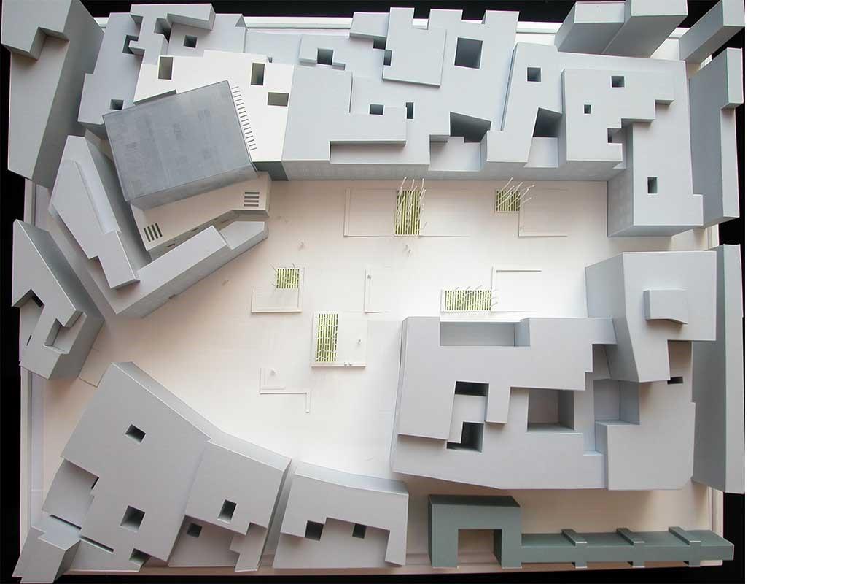 Centro federico garc a lorca sv60 cordon li an arquitectos - Arquitectos lorca ...