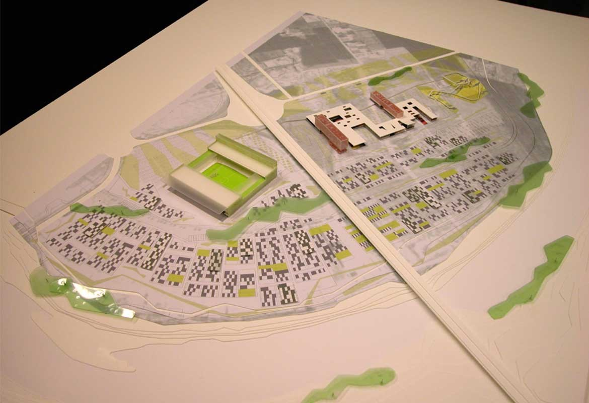 "Masterplan ""Arenal de la Fuensanta"" for Sport Facilities"