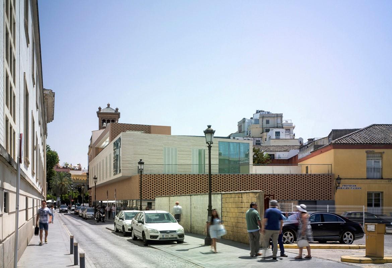 Casa de la moneda sv60 cordon li an arquitectos - Casa de la moneda empleo ...